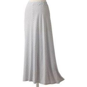Lauren Conrad Maxi Skirt